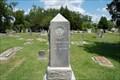 Image for J.A. Broussard - St. Joseph Cemetery - Baton Rouge, LA