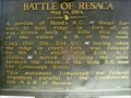 Image for BATTLE OF RESACA MAY 14, 1864-GHM 064-6
