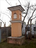 Image for Brick wayside shrine - Stammersdorf, Austria