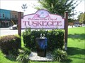 Image for Tuskegee Welcome Sign - Tuskegee, Alabama