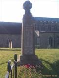 Image for Memorial Cross, St Mary - Coddenham, Suffolk