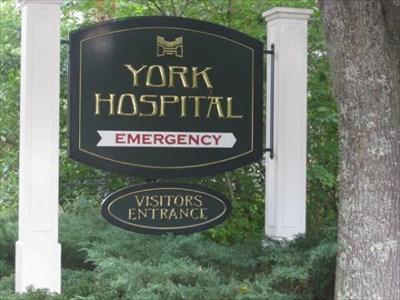 York Hospital - York, Maine - Hospitals on Waymarking com
