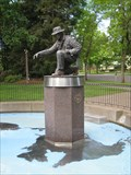 Image for Afghan-Iraqi Freedom Memorial Scuplture - Salem, Oregon