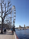 Image for The London Eye - VIEW FROM THE SHARD edition - London, Great Britain.