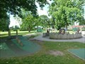 Image for Queens Park Childrens Playground - Crewe, Cheshire East, UK.