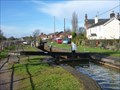 Image for Lock 53 Thurlwood Steel Lock, Trent and Mersey Canal - Rode Heath, Staffordshire.