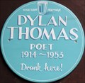 Image for Dylan Thomas - Rathbone Place, London, UK