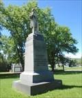 Image for Civil War statue - Fabius, NY