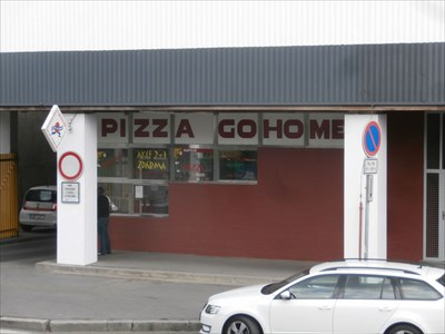 Pizza Go Home, Prague