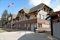 Image for Great Northern Railway Depot - Whitefish, MT