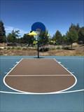 Image for Crestview Park Basketball Court - San Carlos, California
