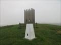 Image for O.S. Triangulation Pillar - Kinpurnie Hill, Angus.