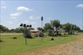 Image for US 83 at FM 1436 Garden of Birdhouses -- La Pryor TX