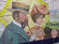 Image for Newport Past - Mosaic - Newport, Gwent, Wales.