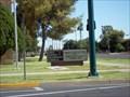 Image for Psalm 24:1 - Dobson Memorial - Mesa, Arizona