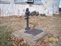 Image for Hand-Operated Pump at Vine Hill School/Church, Wheelerville, MO