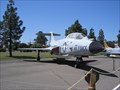 Image for McDonnell F-101B Voodoo - TAM, Travis AFB, Fairfield, CA