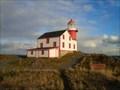 Image for Lighthouse on Ferryland Head - Ferryland, Newfoundland & Labrador