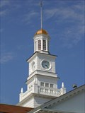 Image for Courthouse Clock ~ McMinn County Tennessee