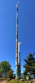Image for Kalama Totem Pole - Kalama, Washington, United States