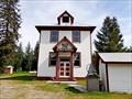 Image for DeBorgia Schoolhouse - DeBorgia, MT