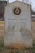 Image for Site of Wesleyan College