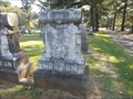 Image for J. M. Morton - Mount Olivet Cem. - Hugo, OK