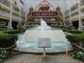 Image for Trump Taj Mahal Casino Fountain - Atlantic City, NJ (LEGACY)