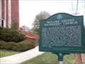 Image for Marker - Mullins United Methodist Church