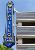 Image for Amarillo National Bank - Artistic Neon - Route 66, Amarillo, Texas, USA