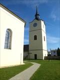 Image for Zvonice u kostela sv. Jakuba Vetšího - Ostrov nad Oslavou, okres Ždár nad Sázavou, CZ