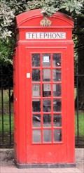 Image for Red Telephone Box - Albert Bridge Road, London, UK
