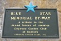 Image for Route 66 Historical Village - Blue Star Memorial - Red Fork, Tulsa, Oklahoma, USA.