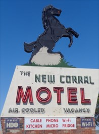 New Corral Motel - Victorville