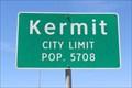 Image for Kermit, TX - Population 5708