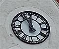 Image for Clock at Church - Röke, Sweden