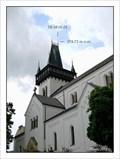 Image for TB 0815-25 Semily, kostel, sev.mak., CZ