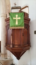 Image for Pulpit - St Michael - Whichford, Warwickshire, UK