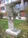Image for Begging worker - Postoloprty, Czechia