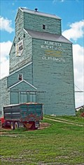 Image for Alberta Wheat Pool Elevator - Claysmore, Alberta