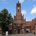 Image for Altstadt Rathaus (Old Town Hall) - Brandenburg, Germany