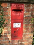 Image for Victorian Wall Box - Thurlby - Lincolnshire - UK