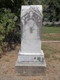 Image for Klonnie V. Truitt - Oak Grove Cemetery - Woodbine, TX