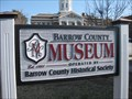 Image for Barrow County Museum - Winder, GA