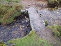 Image for Single Slab Bridge, Devonport Leat, South Dartmoor.