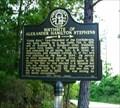 Image for Birthplace of Alexander Hamilton Stephens-GHM 131-2-Taliaferro Co