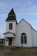 Image for First Christian Church of Santa Anna -- Santa Anna TX