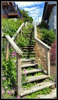 Image for 71 steps - Victoria & Martin stairs — White Rock, BC