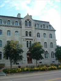 City Hall - Lincoln, Nebraska - U.S. National Register of ...