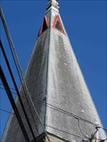 Image for First Methodist Church Spire (JU3010) - Mt. Holly, NJ